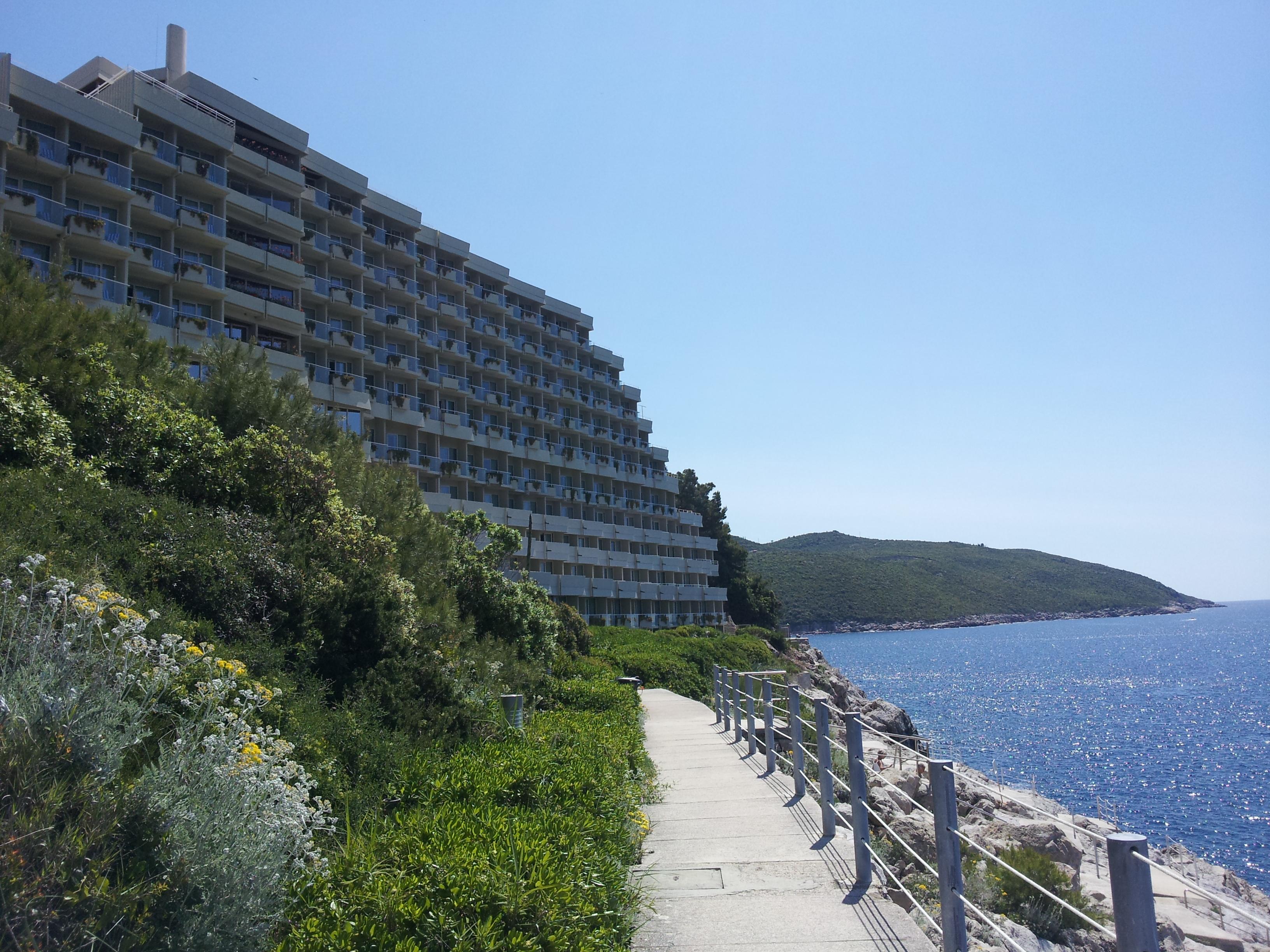 Ervaring Hotel Croatia (Cavtat, Kroatië)