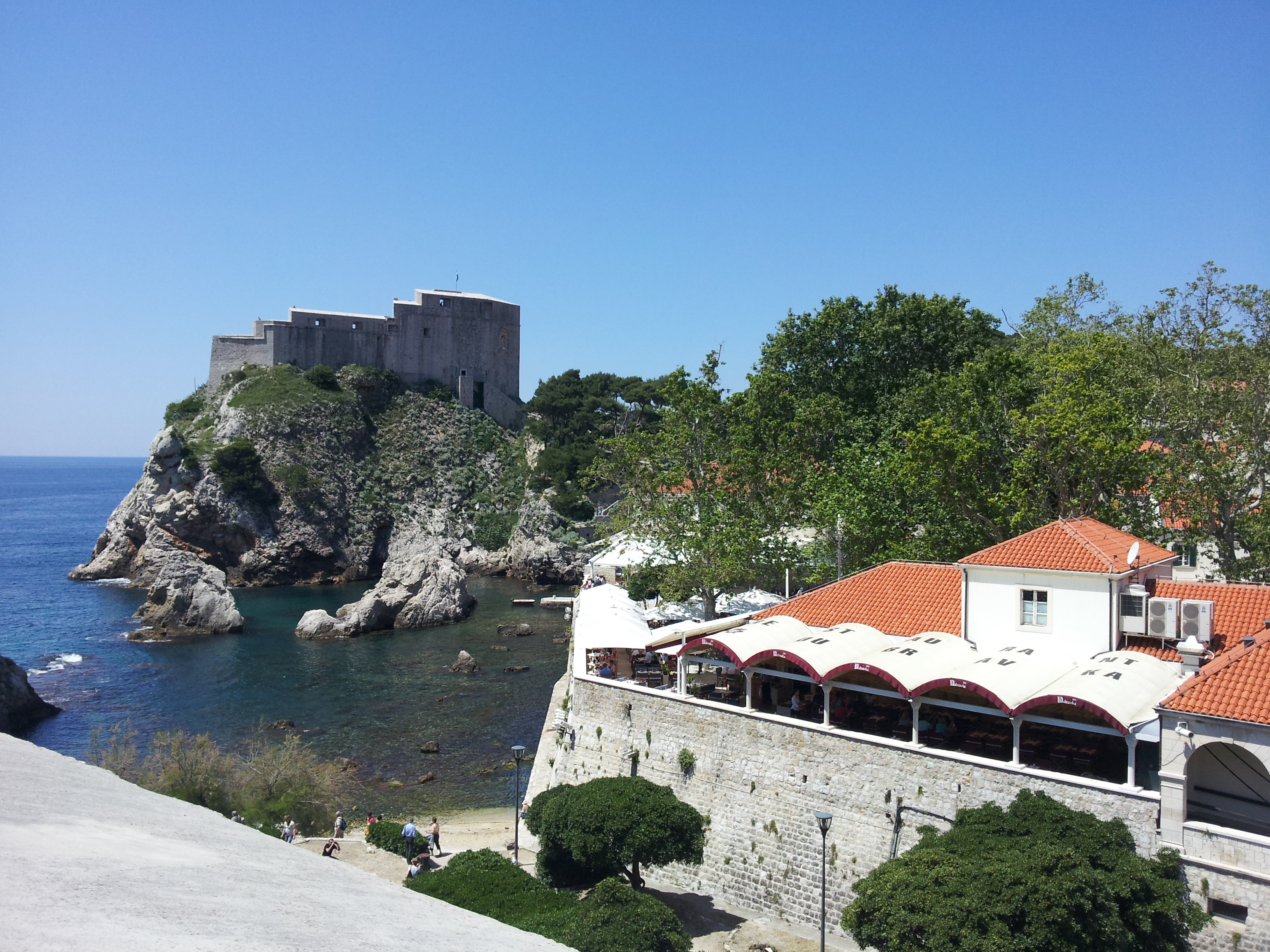 Verslag Dubrovnik