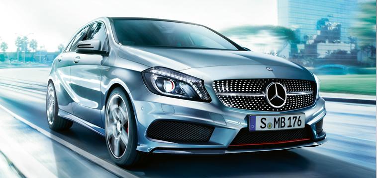 Nieuwe A klasse – de eerste Mercedes die me charmeerde