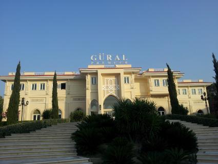 Güral Premier hoofdgebouw