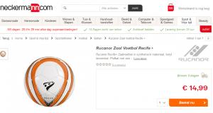 Mijn ervaring met het bestellen op neckermann.com