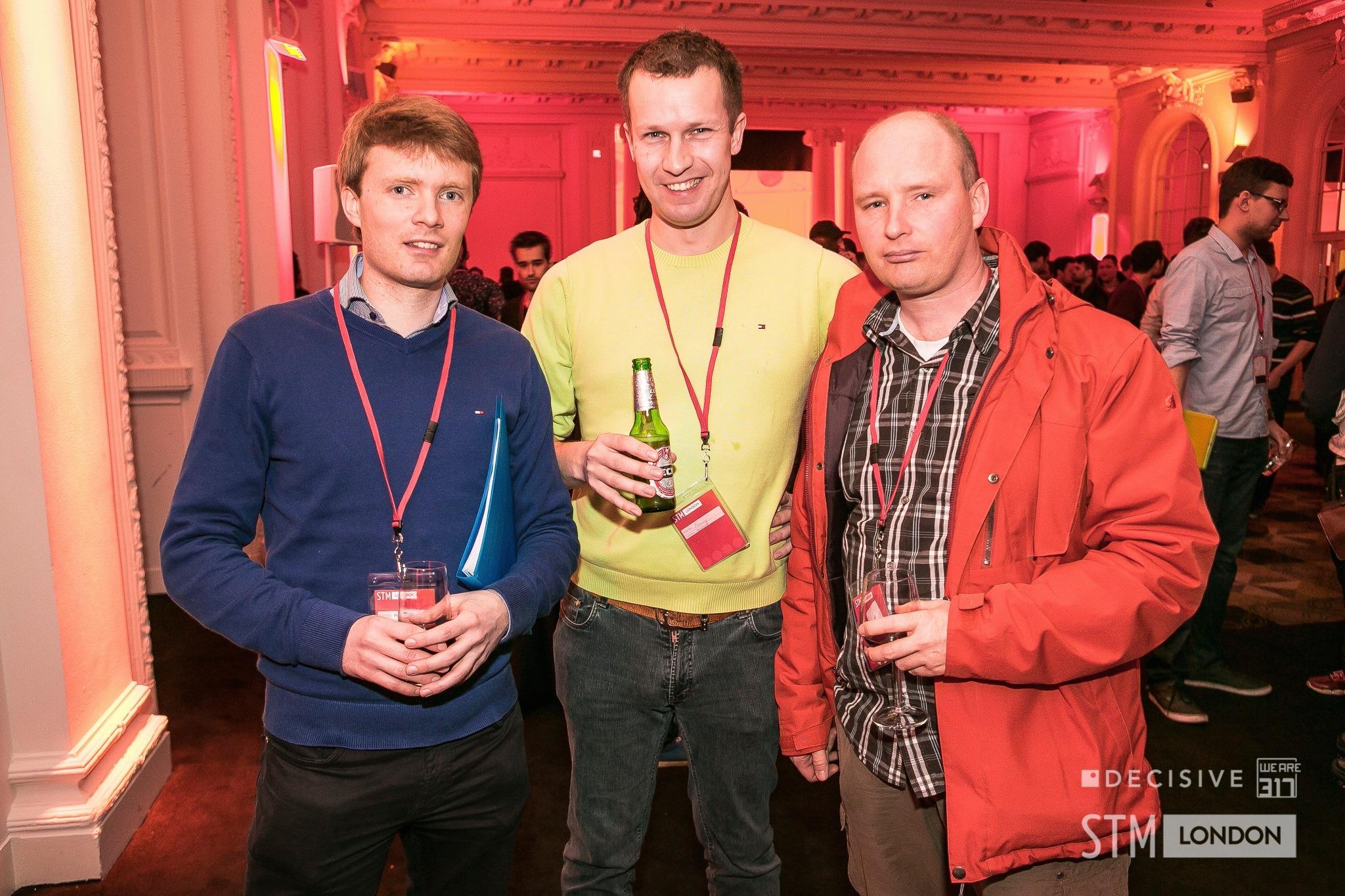 Samen met twee Belgische Super Affiliates