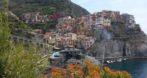 Reisverslag Cinque Terre (Italië)